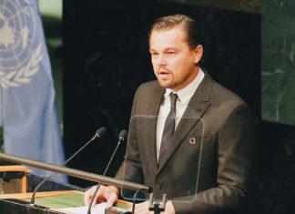 Leonardo DiCaprio Supports Bill to Prevent Future Pandemics
