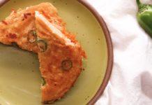 如何使克莉丝汀·泰根著名的烤奶酪素食