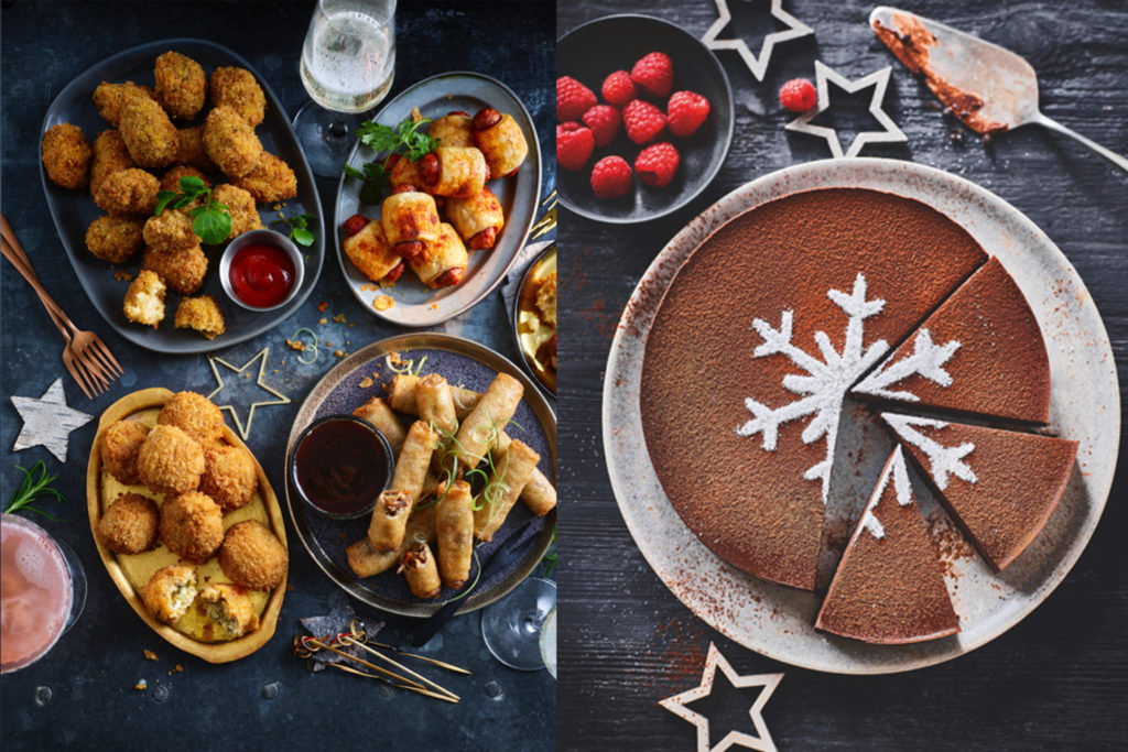 It's Time for Vegan Christmas at Marks & Spencer