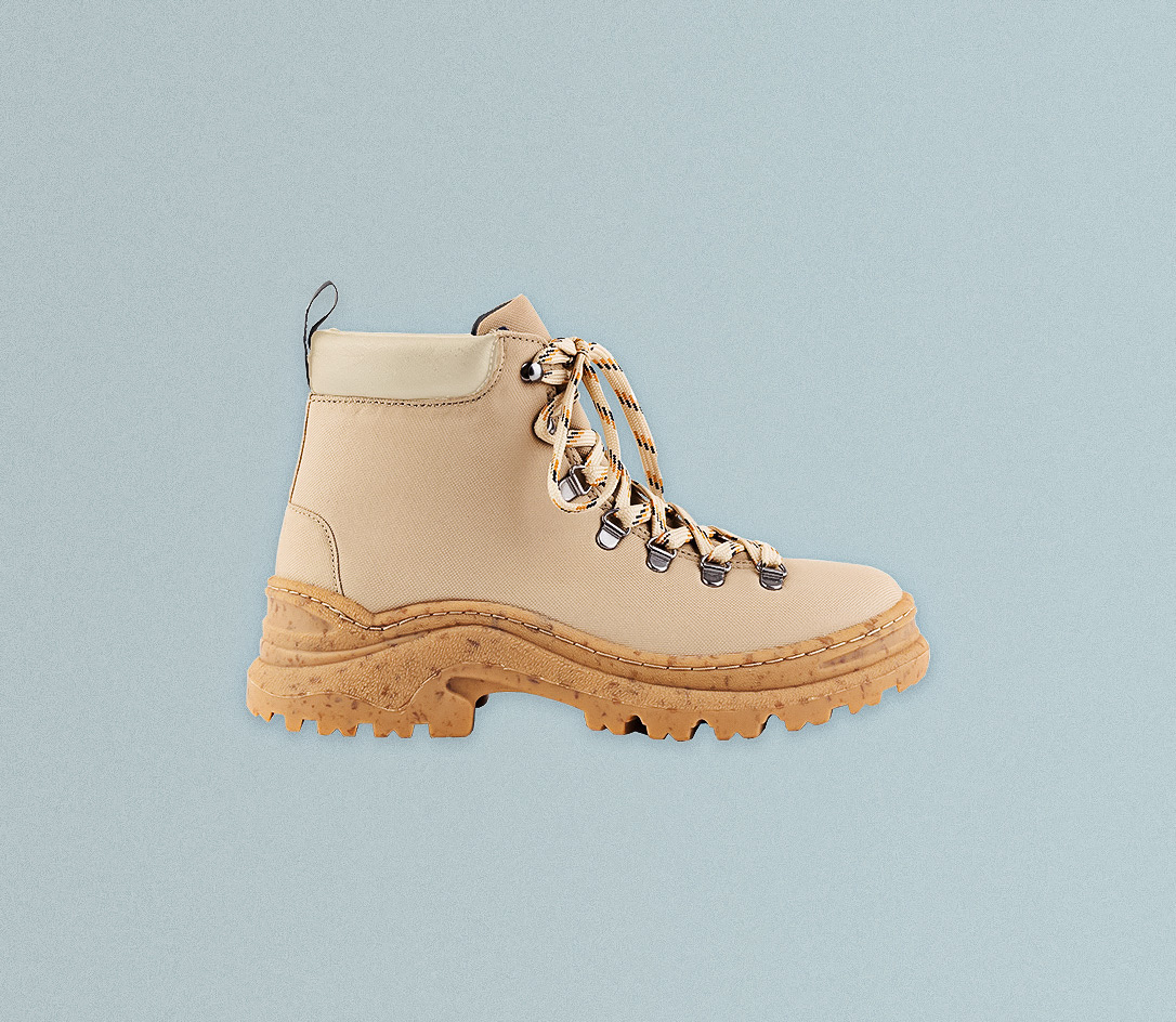 The Weekend Boot New Beige by Alice + Whittles
