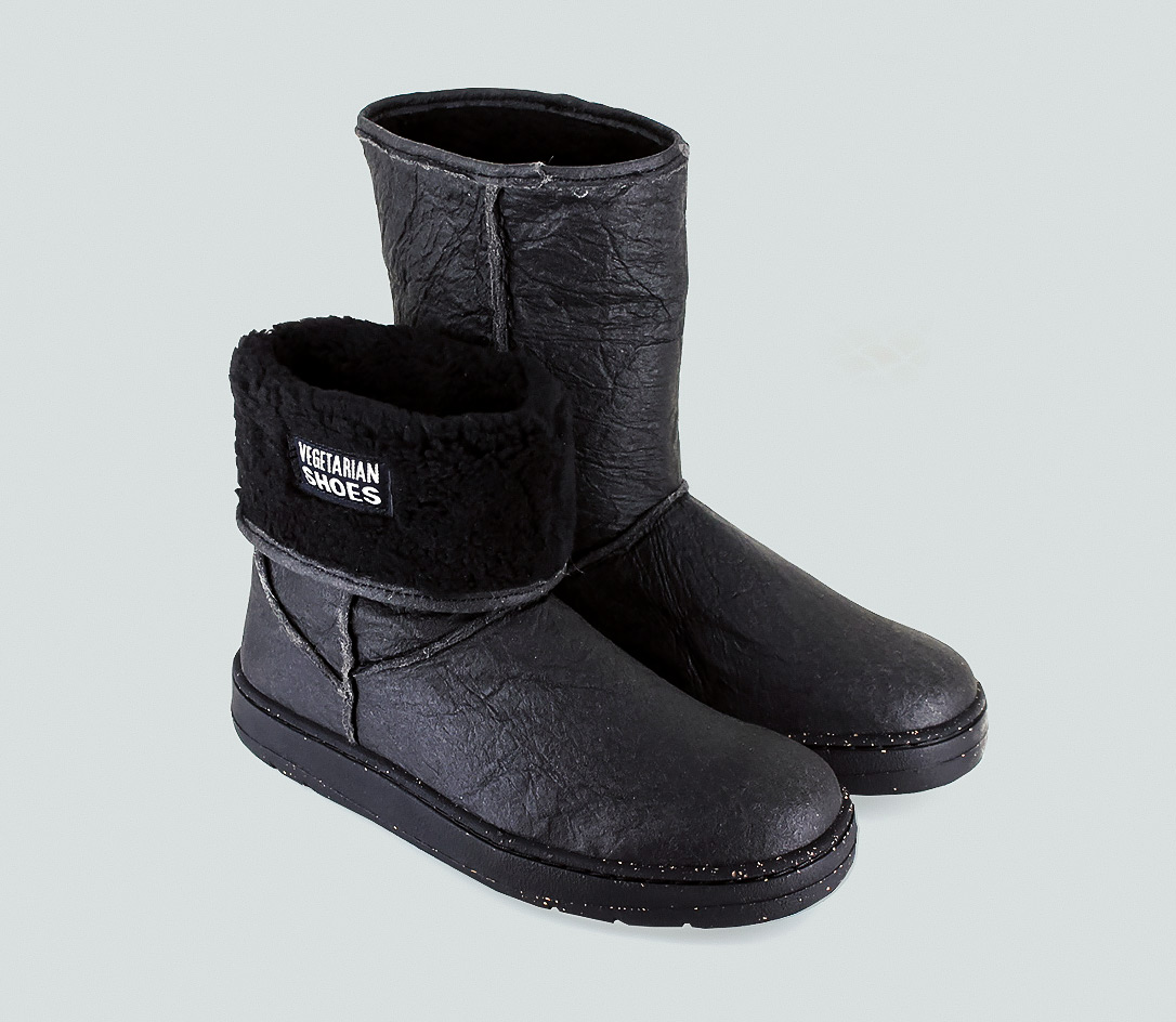 Snug Boot Pineapple by Vegetarian Shoes