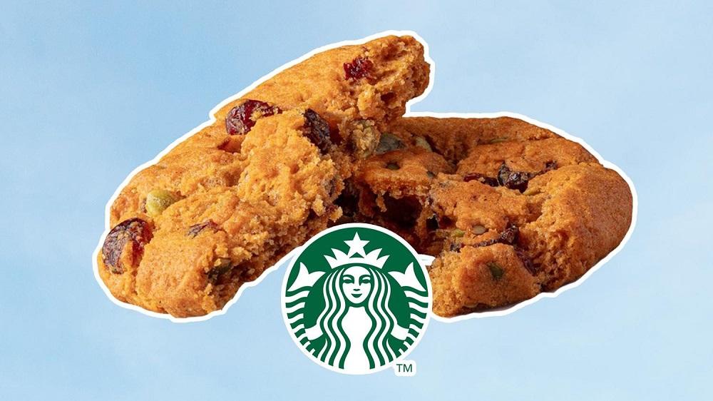 Starbucks UK Is Launching Vegan Pumpkin Spice Cookies
