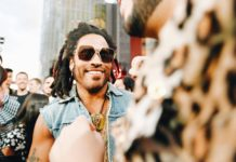Lenny Kravitz Credits His Vegan Diet for Keeping Him Healthy at 56