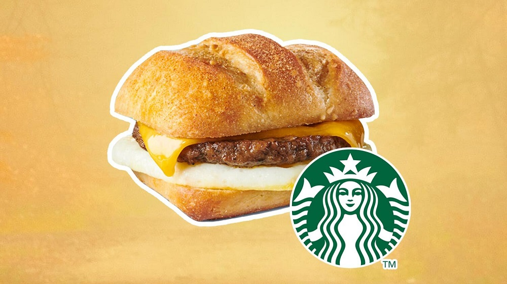 Starbucks Is Testing a Fully Vegan Breakfast Sandwich