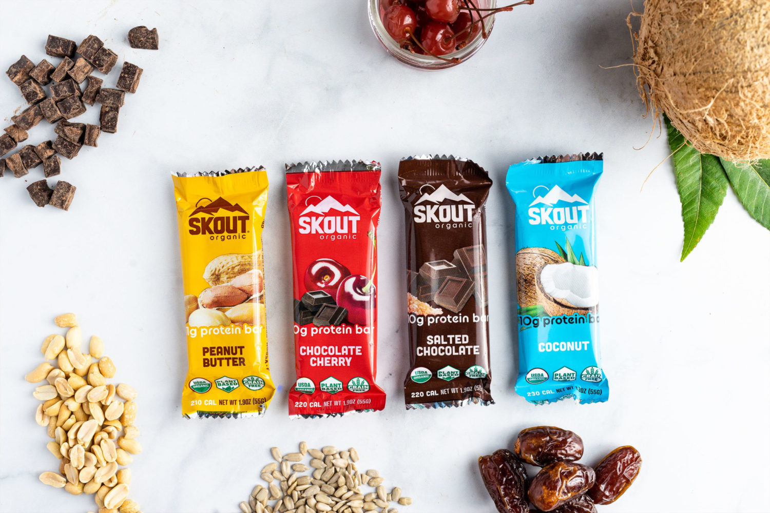 The Best Vegan Protein Bars for Your Next Workout
