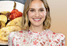 How to Cook Vegan, According to Natalie Portman