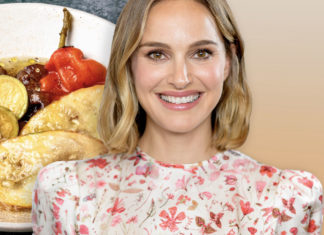 How to Cook Vegan, According to Natalie Portman