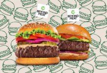 新的Beyond汉堡将像牛肉一样含有素食B12