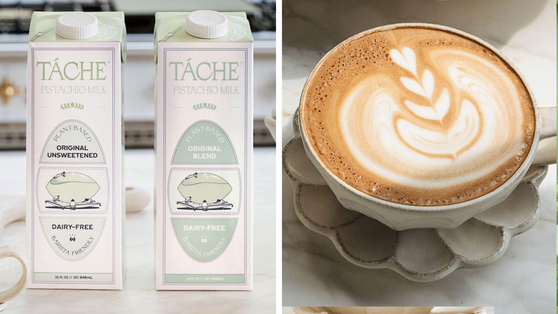 Next Gen 'Dairy': Pistachio Milk Launches in the U.S.
