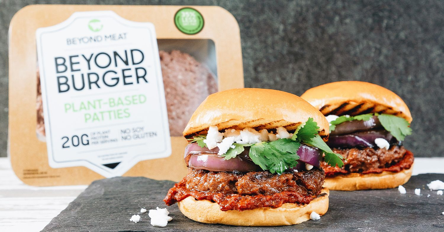 Beyond Burgers to Launch in 7,000 CVS Stores