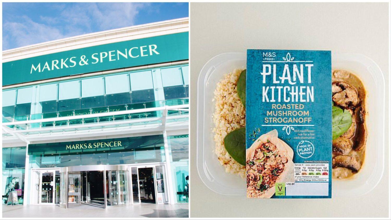 'Innovation Hub' Brings More Vegan Food to Marks & Spencer