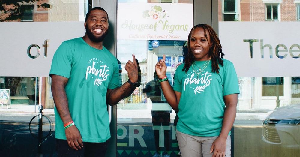 Vegan Soul Food Joint Makes History in Pennsylvania