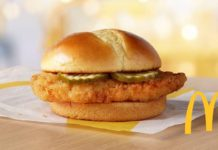 麦当劳将推出素食汉堡