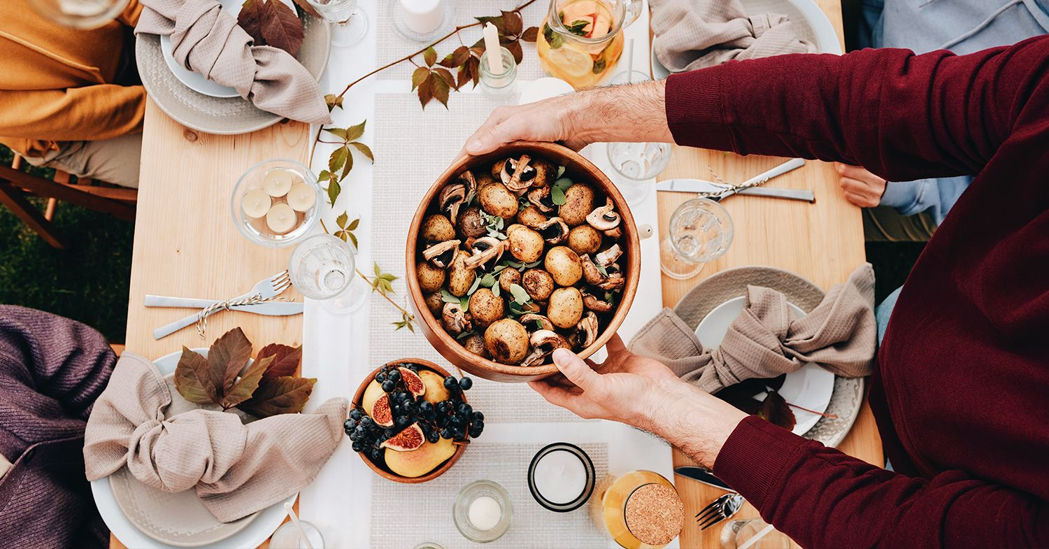 5 Ways to Have a Simple, Sustainable Thanksgiving