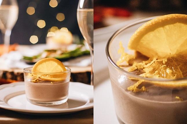 This Vegan Chocolate Orange Mousse Is Made With Tofu