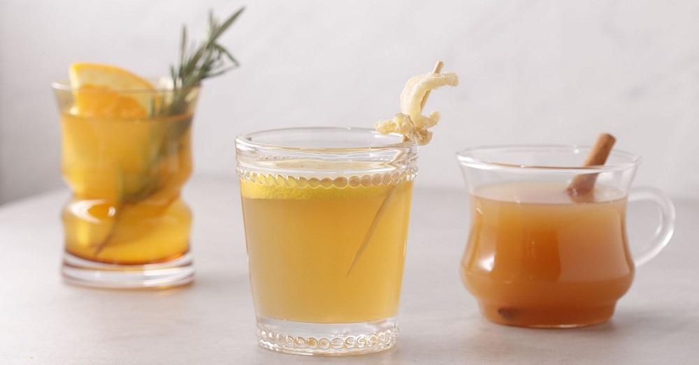 Warm Winter Cocktails