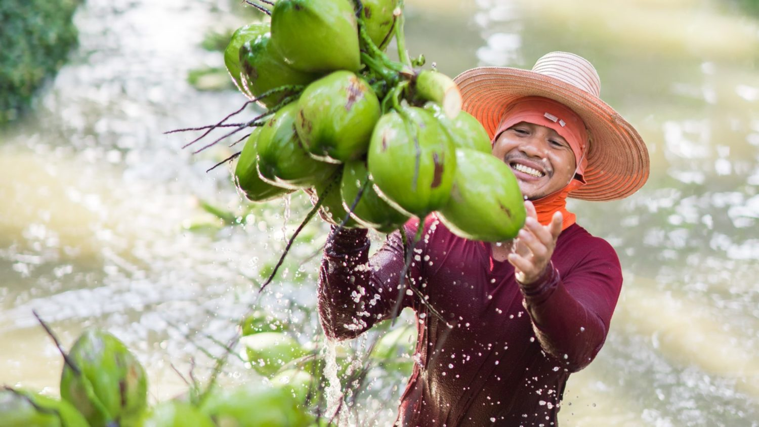 The Whole (Coconut) Story: How Harmless Harvest Pursues Zero-Waste Status