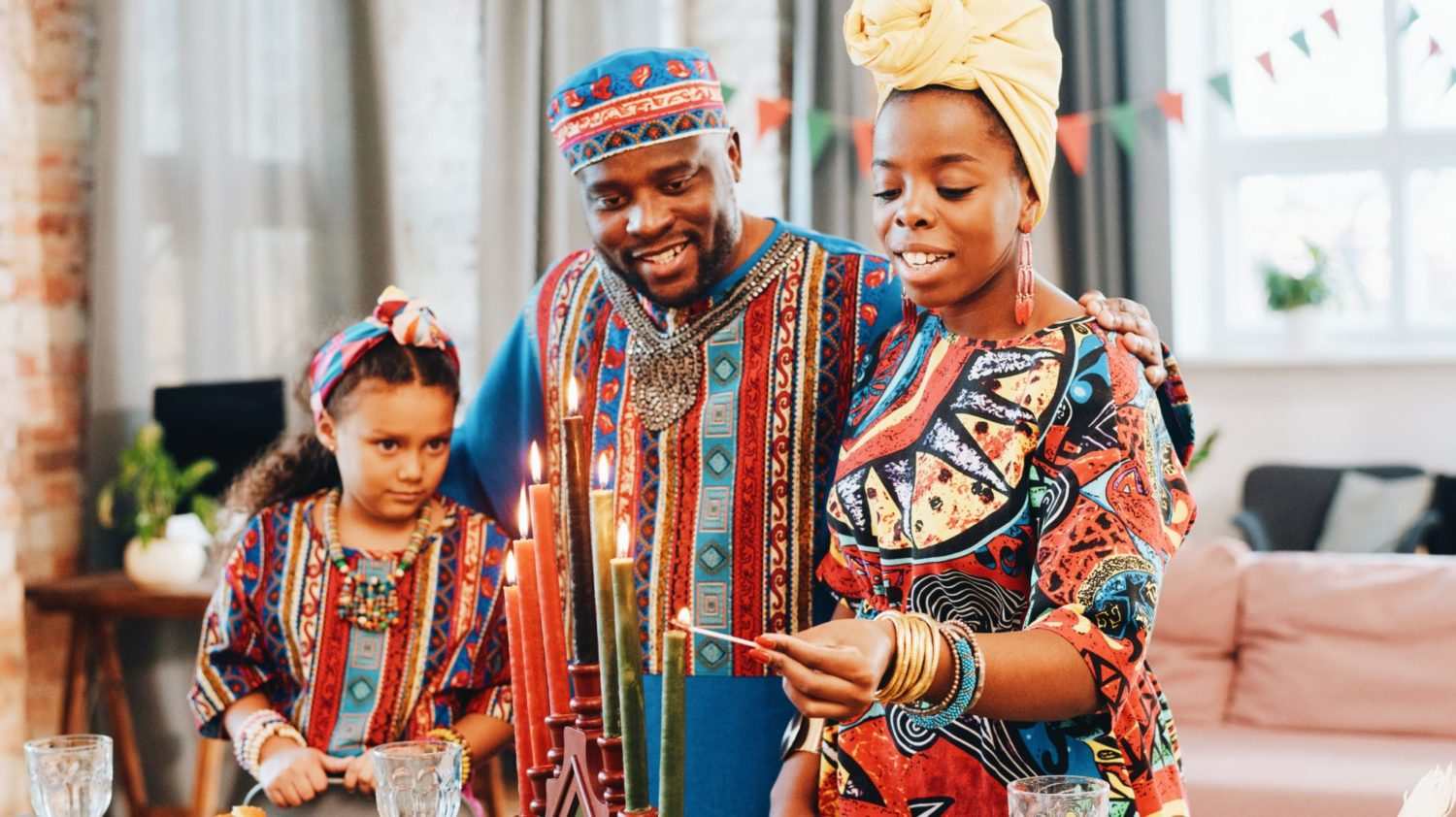 How to Celebrate a Vegan Kwanzaa