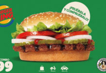 The First Burger King Vegan Whopper Comes to Mexico