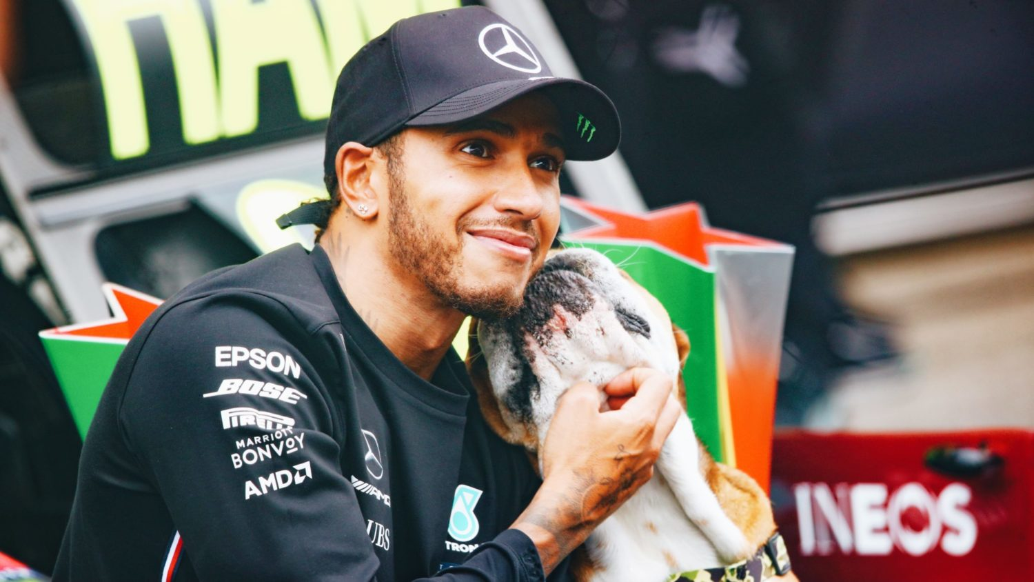 10 Times Lewis Hamilton Has Supported Animal Rights