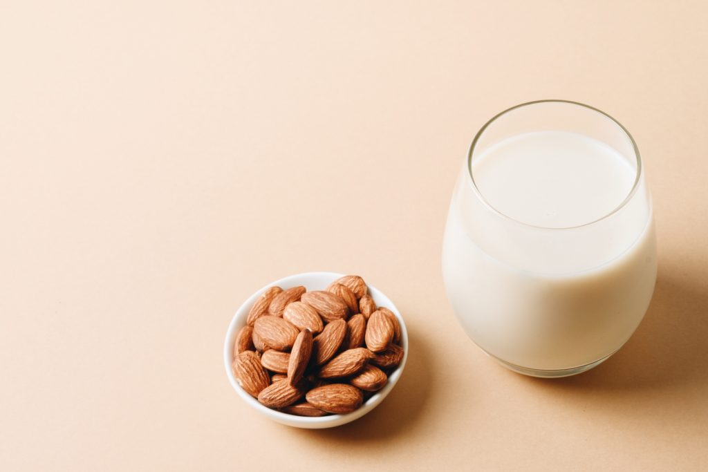 0124 Protein Milk Almond  - Blog