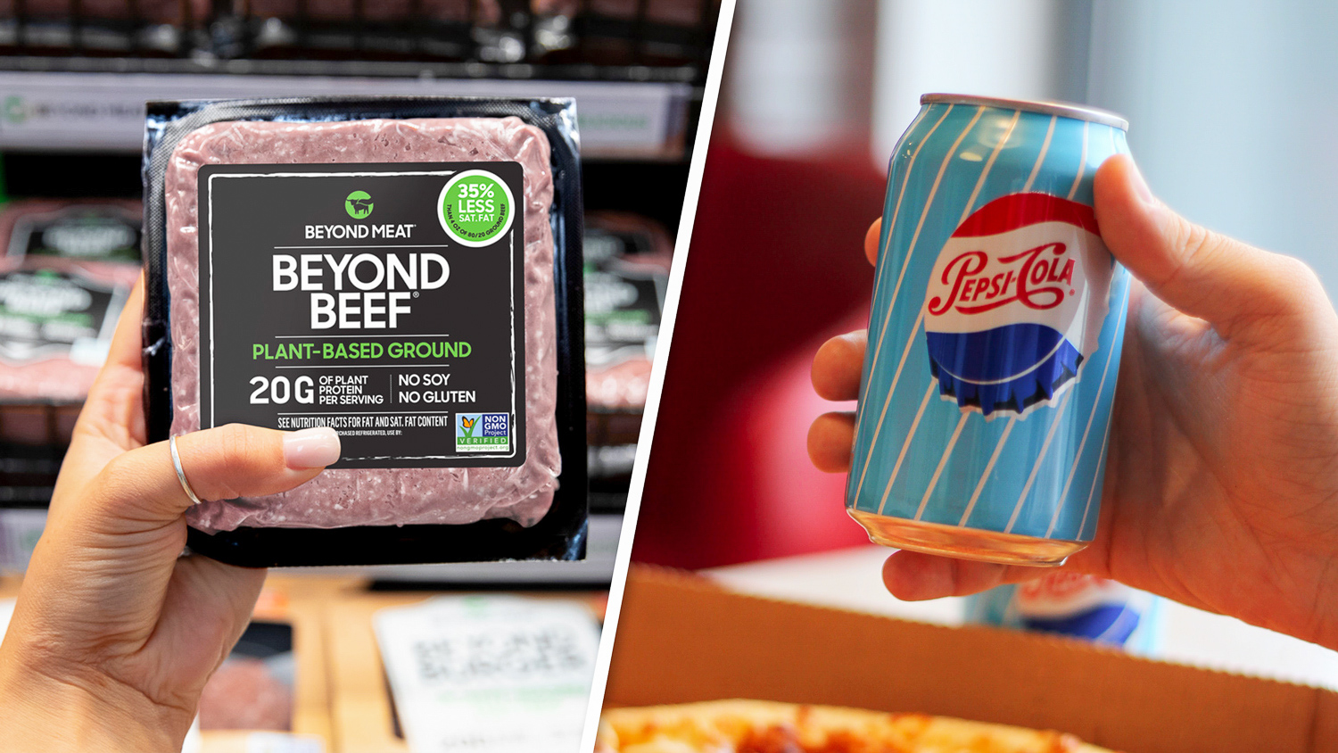 Beyond Meat Stocks Rise 31% With New Pepsi Partnership