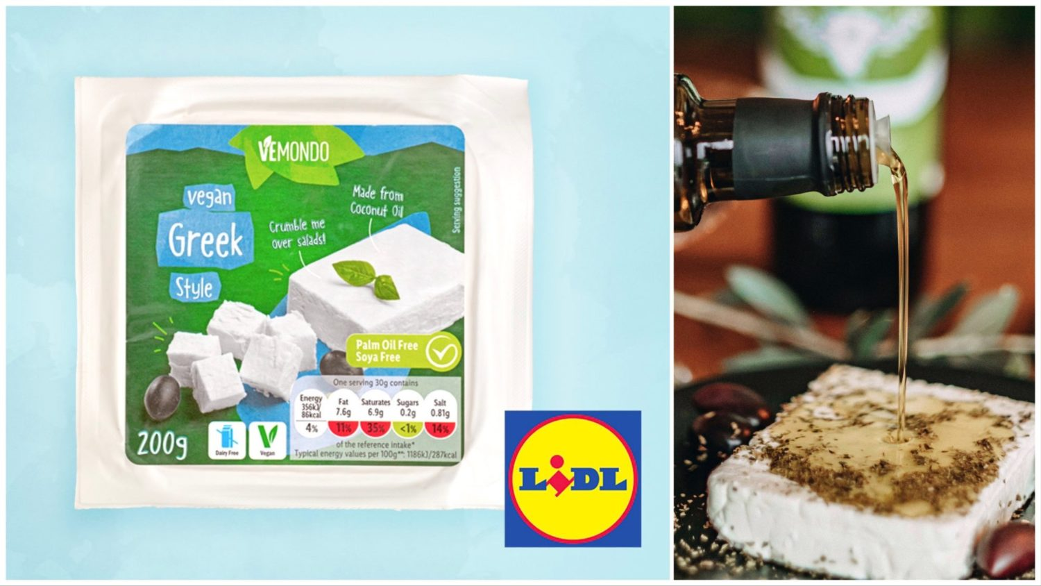 Vegan at Lidl: 3 New Budget-Friendly Cheeses