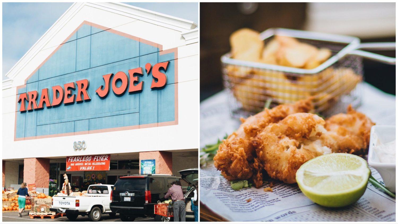 Trader Joe's Vegan Seafood Is Coming