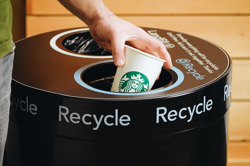 A Greener Starbucks: New Location Will Be Nearly Zero Waste