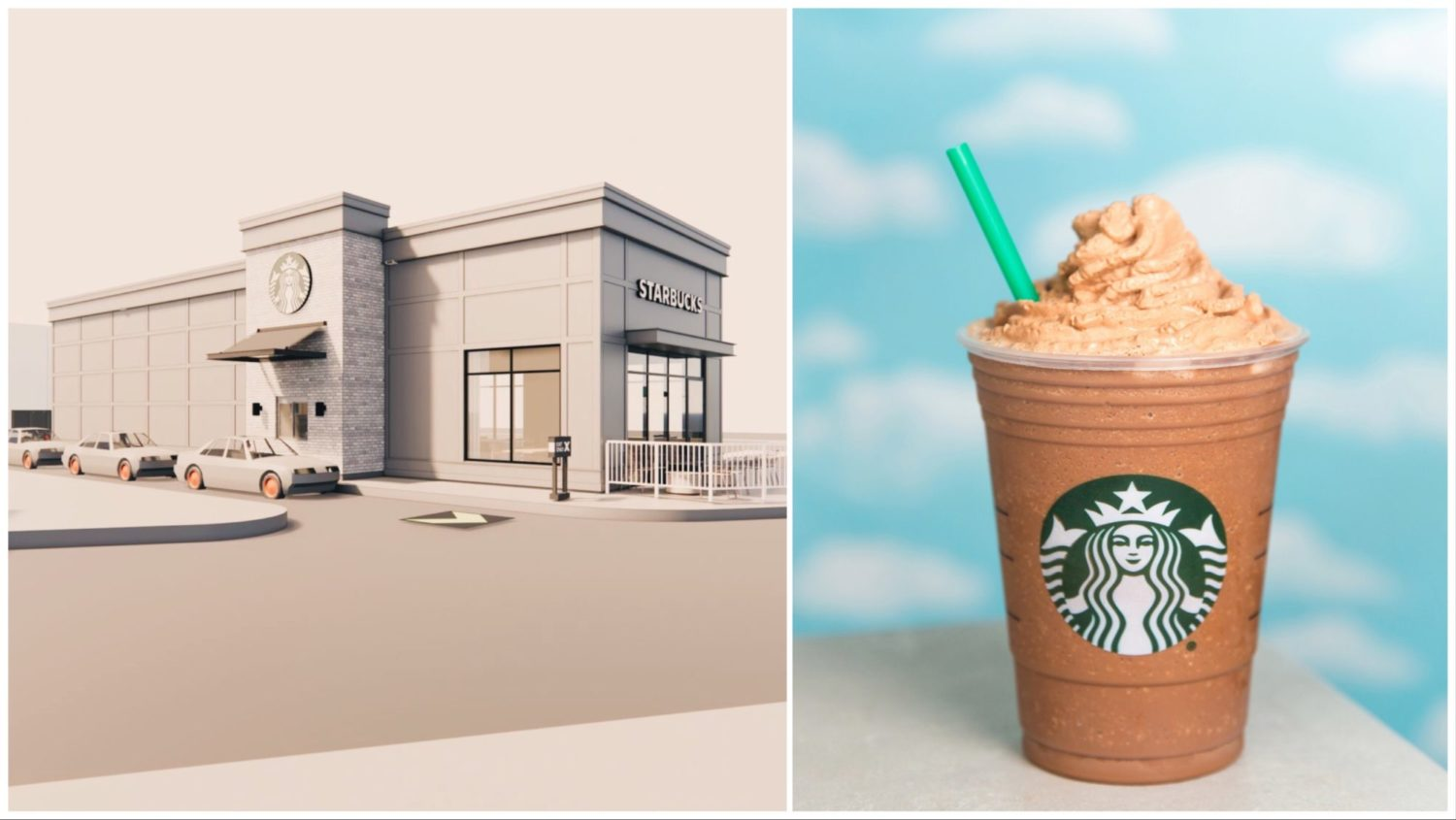 Construction of New Starbucks Store Is Nearly Zero-Waste