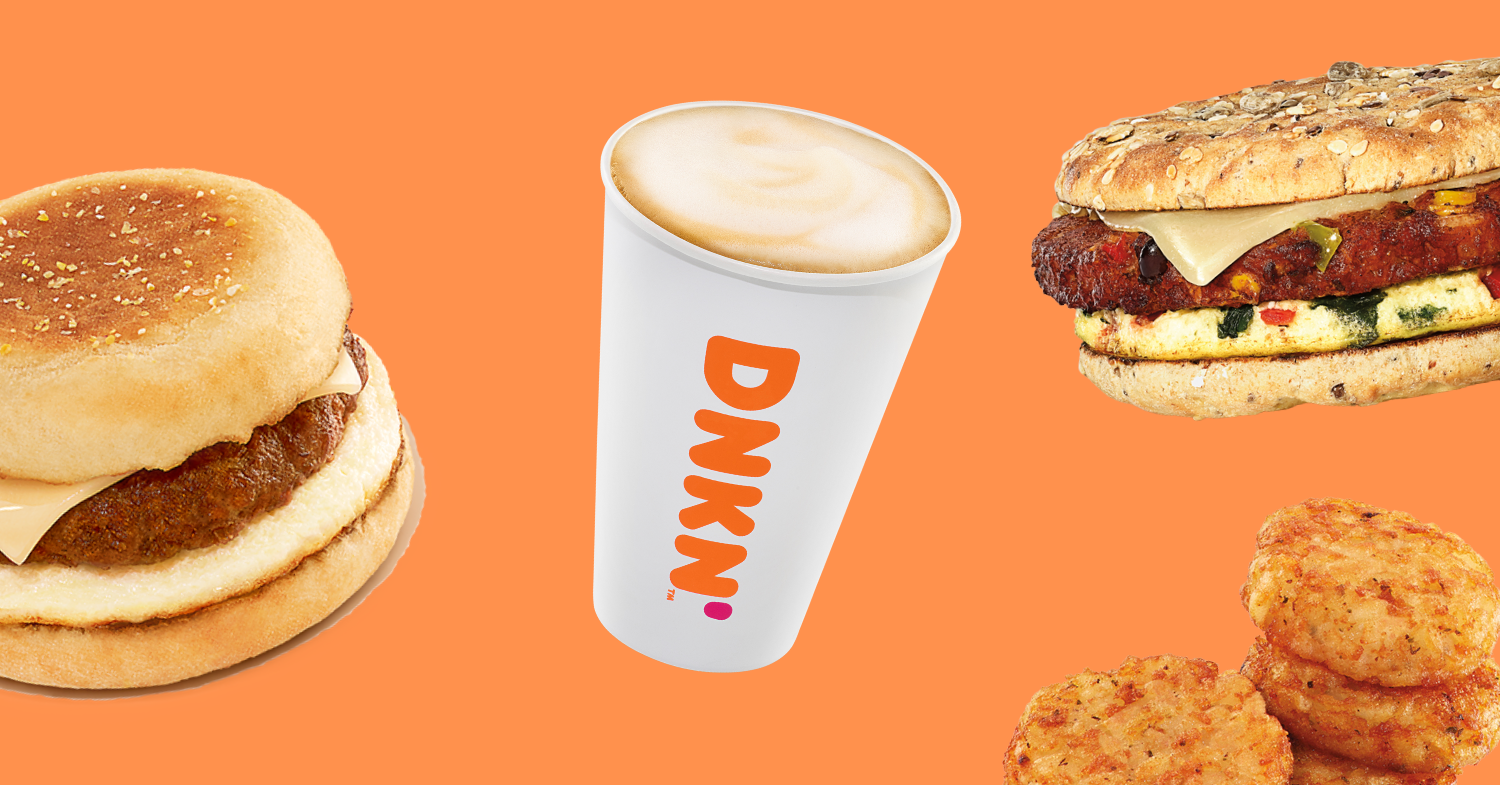 How to Order Vegan at Dunkin'