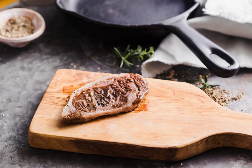 Aleph Farms has successfully cultivated 3D printed steak