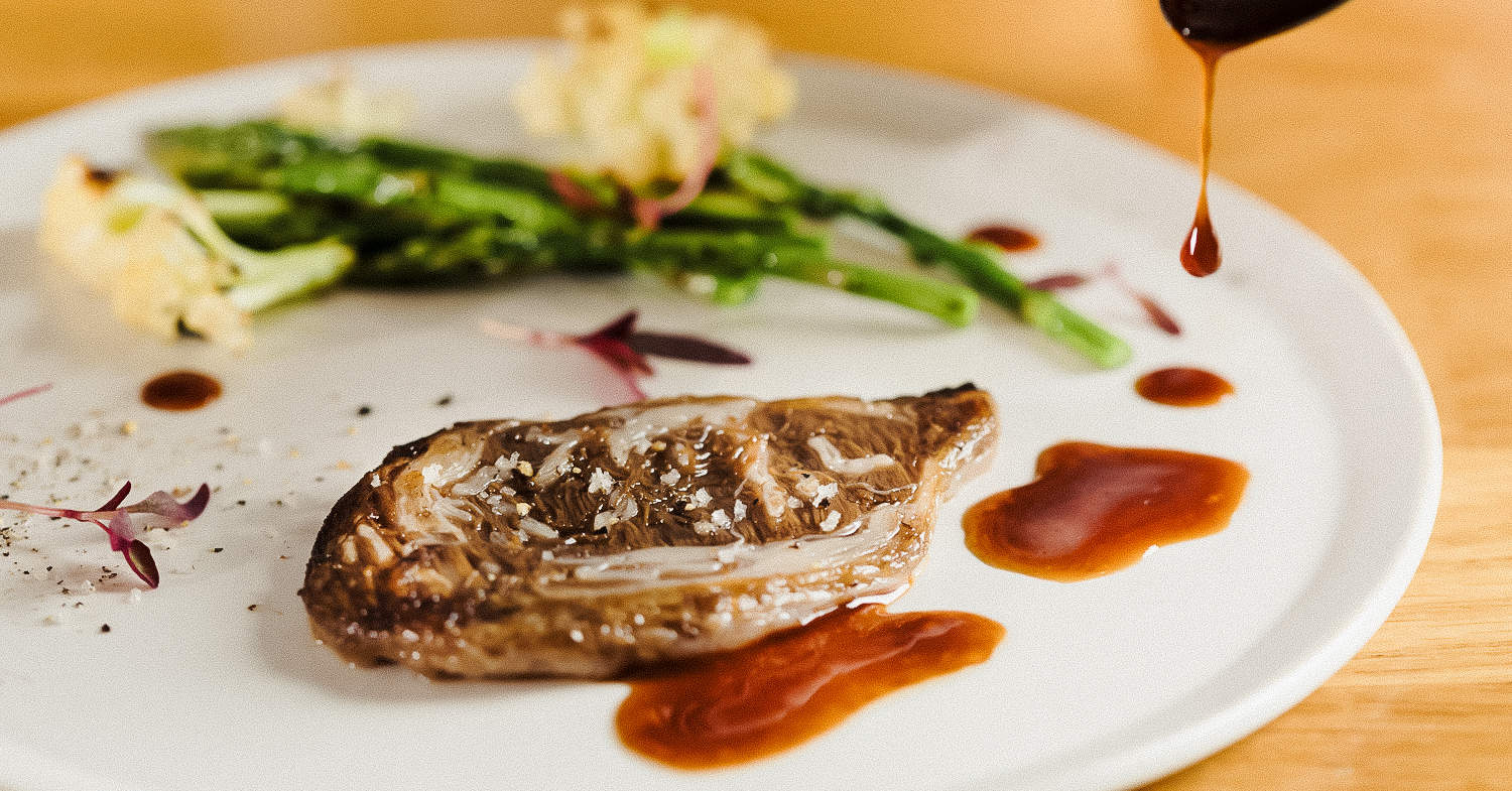 World's First 3D Printed Steak Grown in a Lab Revealed