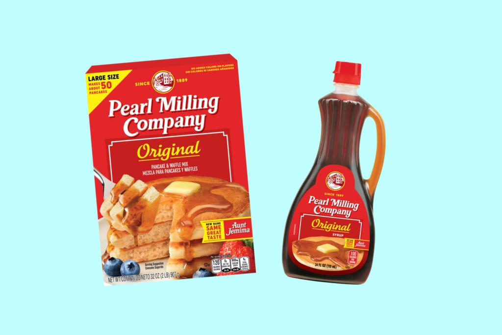 Did you know that the original Aunt Jemima pancakes mix is vegan? Now it's no longer racist.