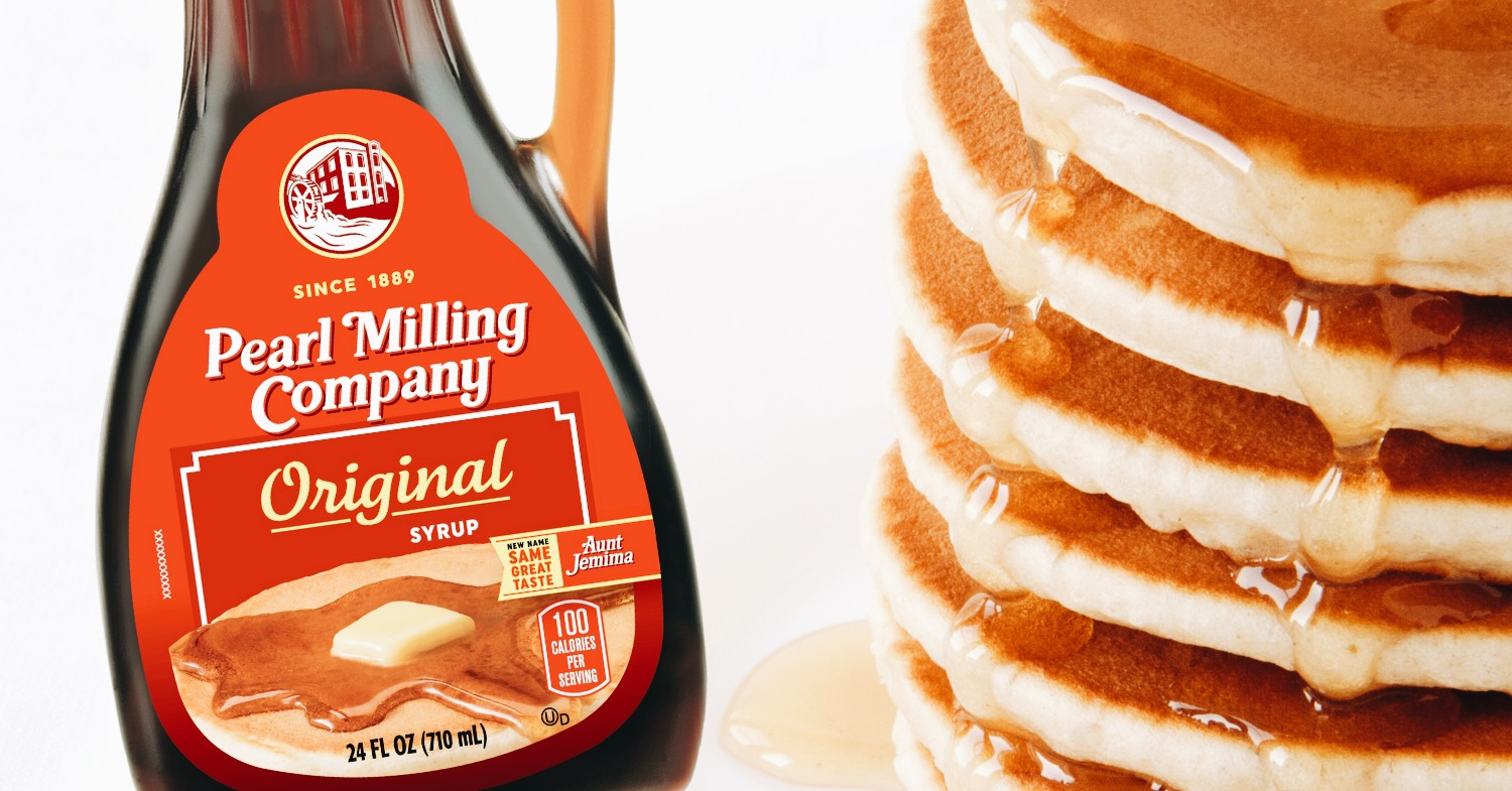 Aunt Jemima Changes Its Racist Name. Finally!