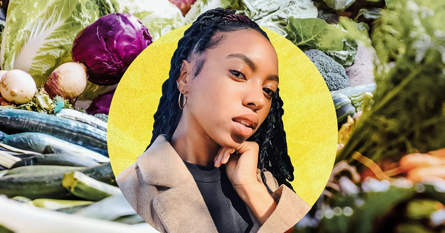 Black and Vegan: How One Woman Took Her Power Back