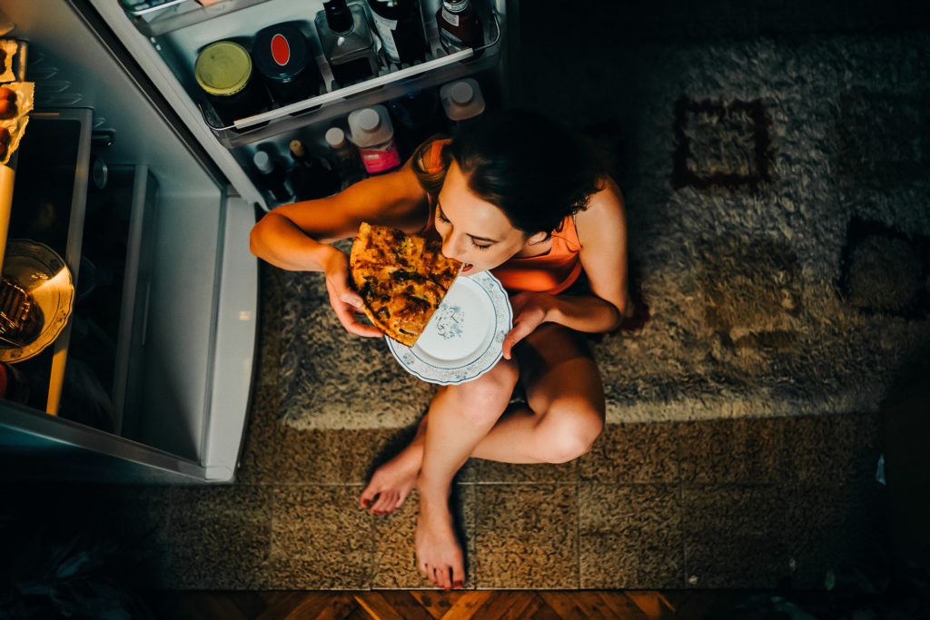 Dairy products can also be addictive. | iStock