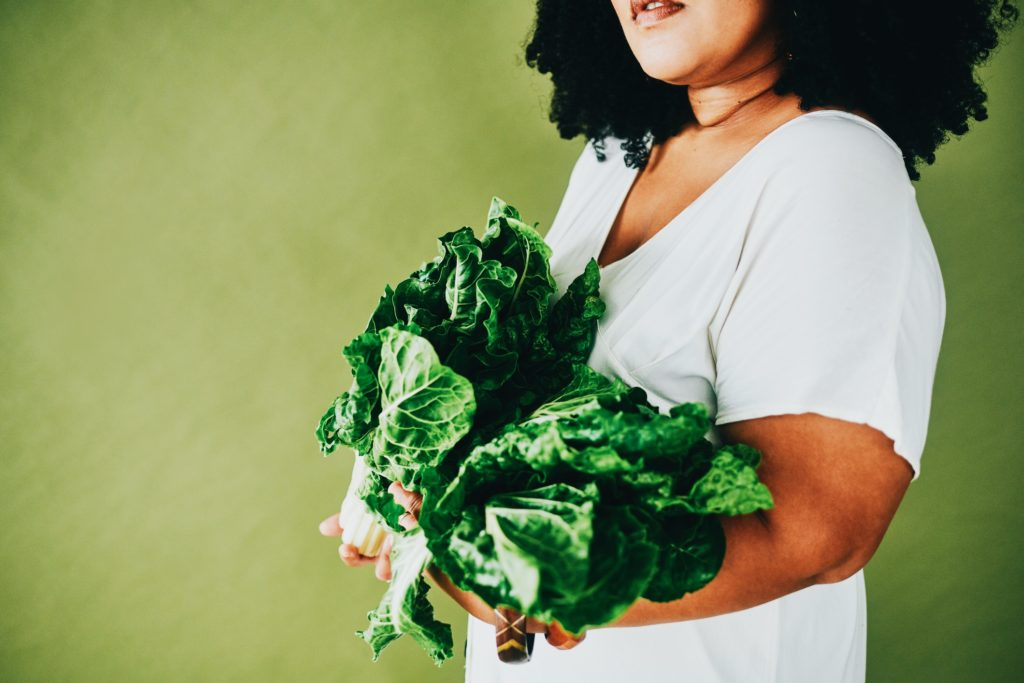 Eating leafy greens can help improve memory. | Delmaine Donson