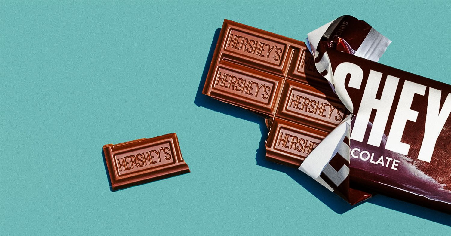 Hershey's Plant-Based Chocolate Plan Is Driven By Demand
