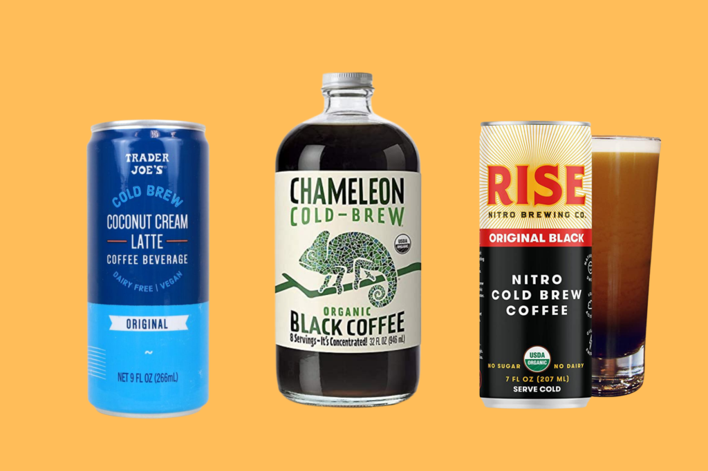 Enjoy these vegan cold brews anytime of the day. | LIVEKINDLY