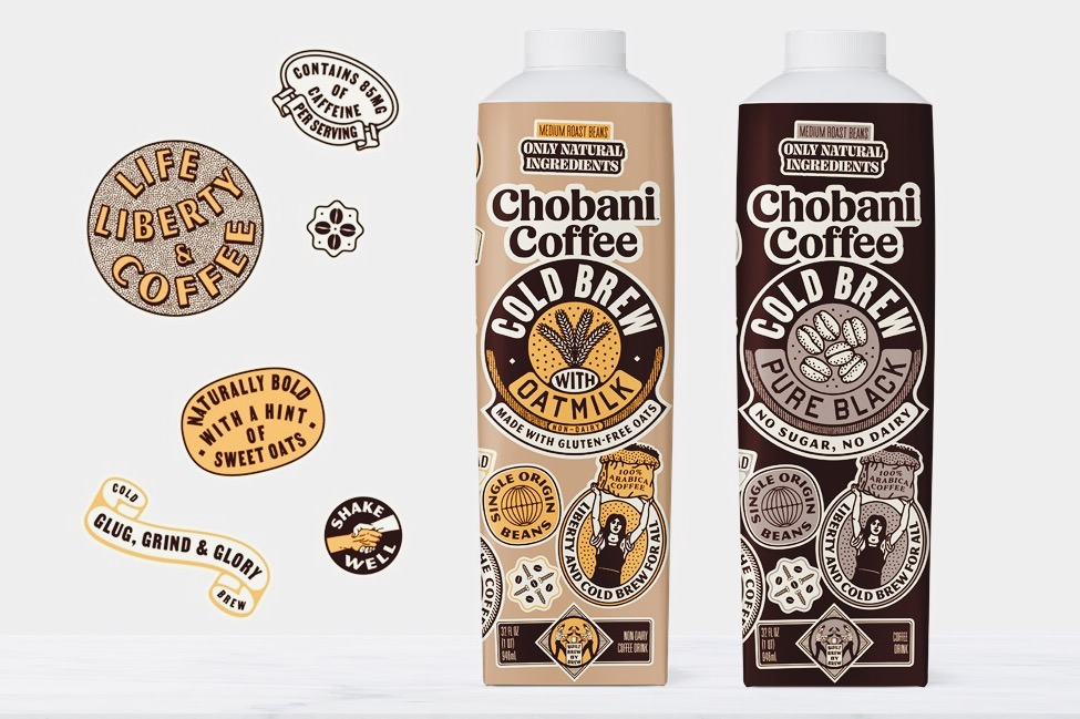 Vegan cold brew never tasted better. | Chobani