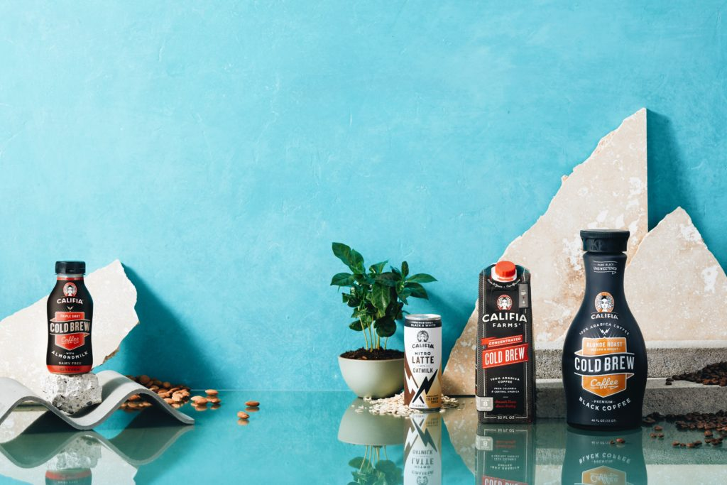 Try Califa Farms' range of vegan cold brews. | Califa Farms
