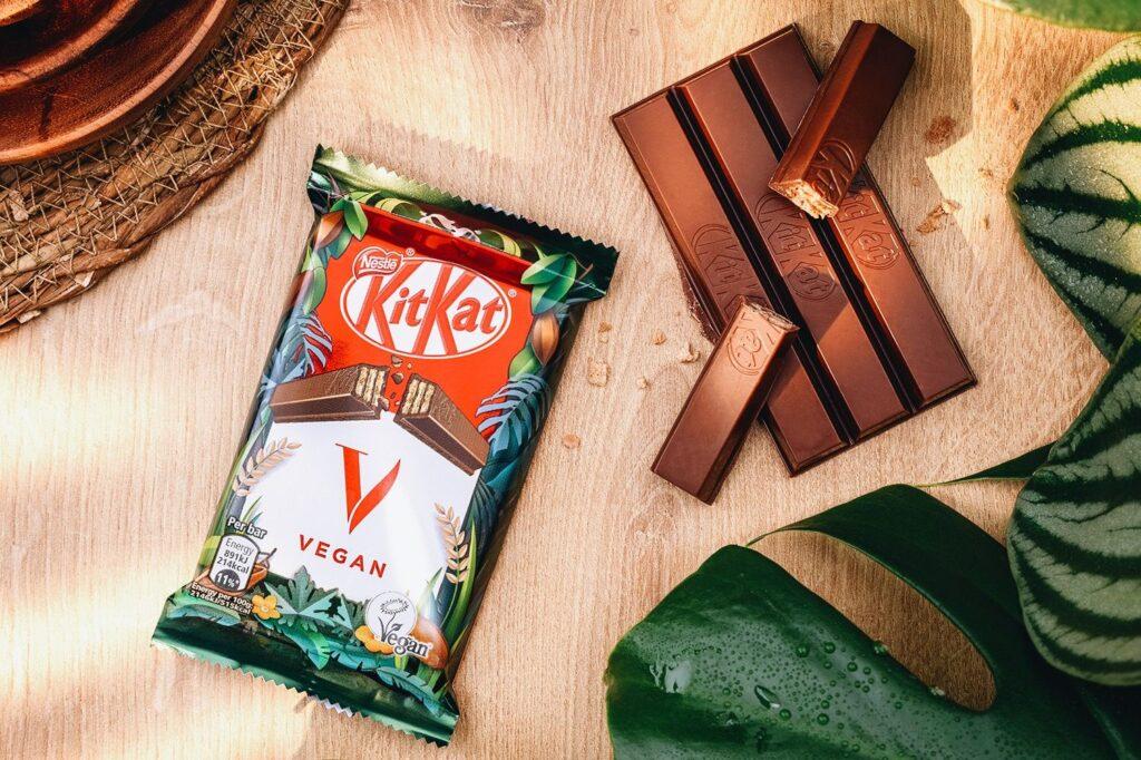 Nestlé Vegan KitKat Is Now in UK Supermarkets
