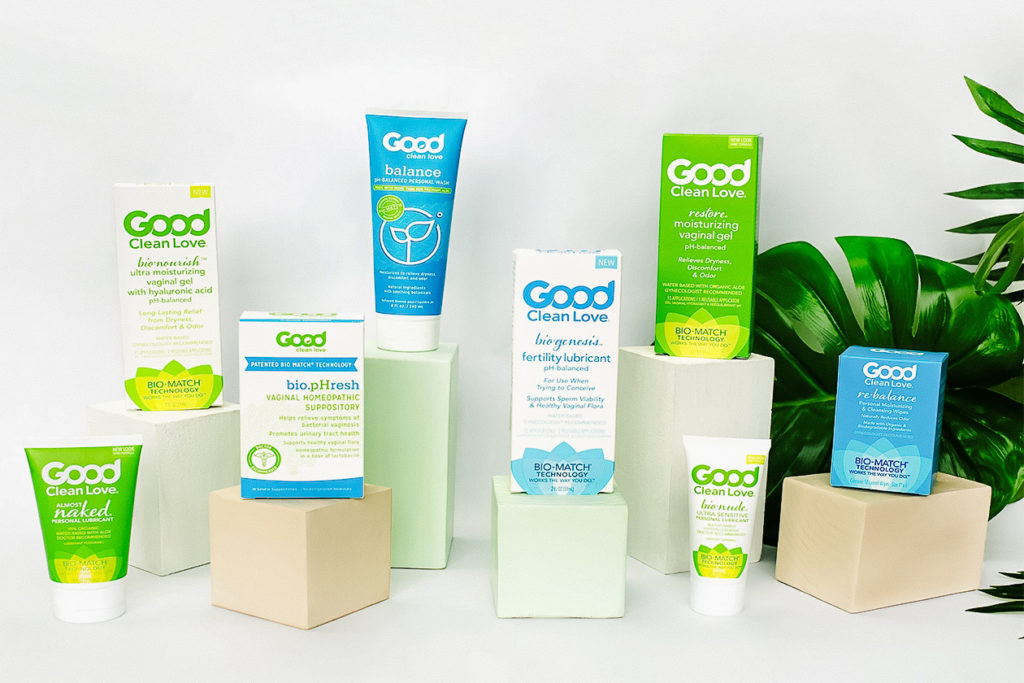 Some lubes can include animal products. | Good Clean Love