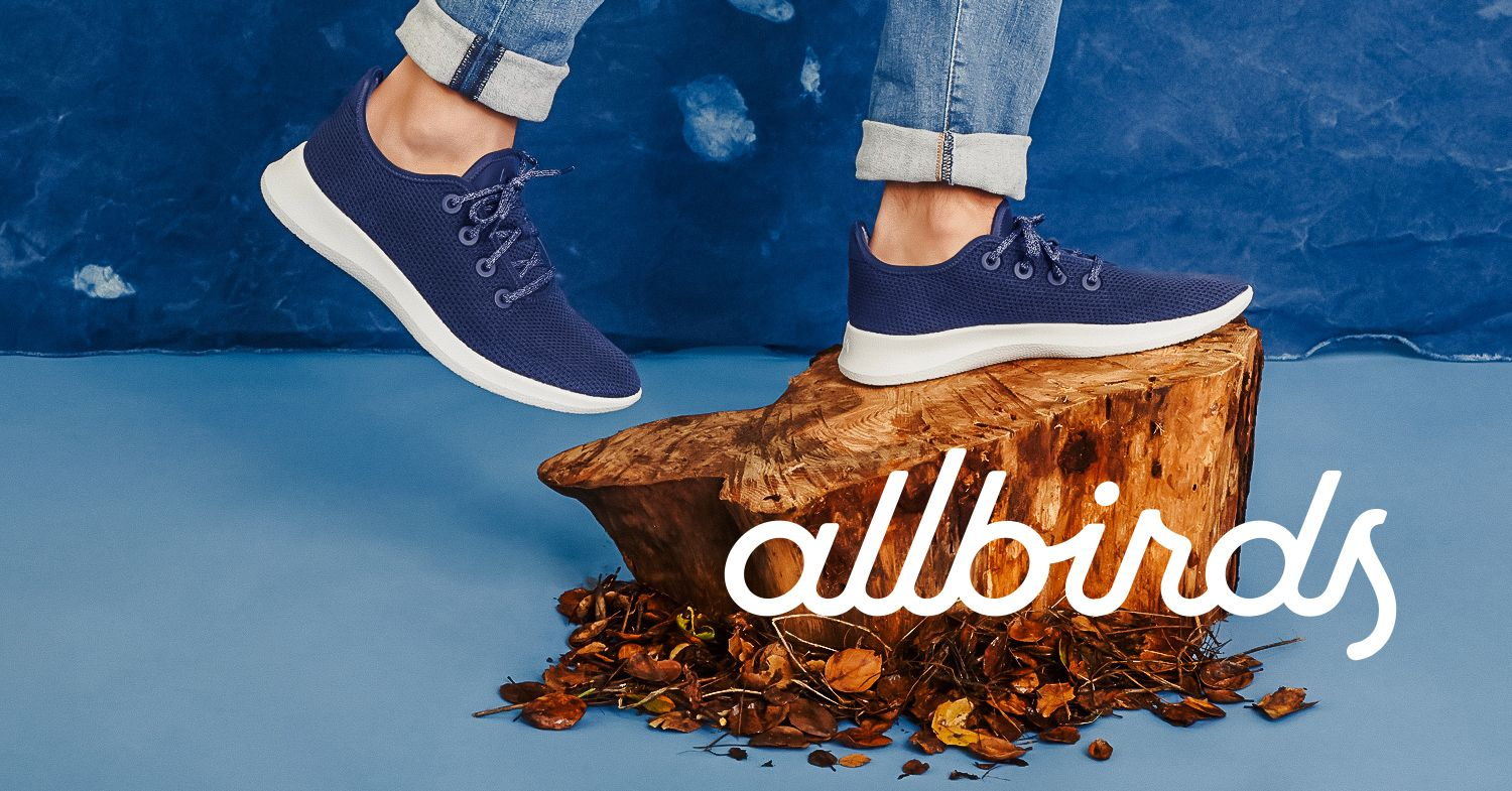 Allbirds Vegan Leather Is Biodegradable and Plastic-Free