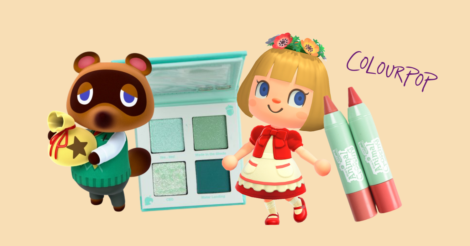 Is the ColourPop Animal Crossing Collection Vegan?