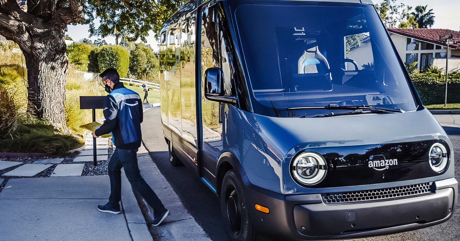 Major Mail News: FedEx, UPS, Amazon Going Electric!