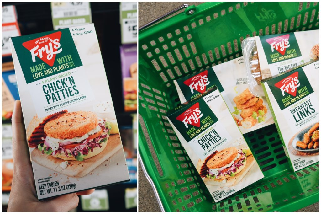 Food and flavor technology have come a long way in the 30 years since Fry's Family Food launched. | Eileen W. Cho for LIVEKINDLY