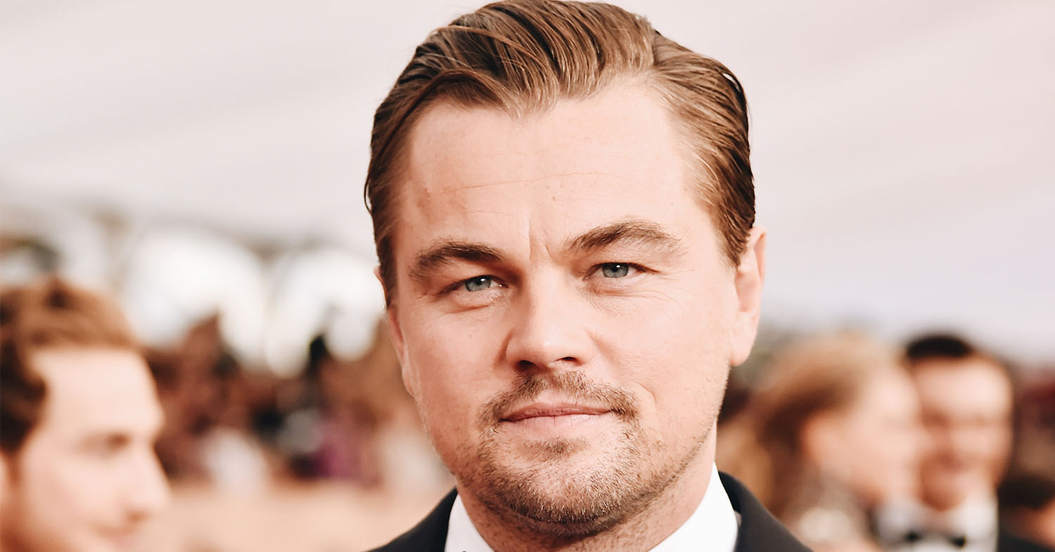 Leonardo DiCaprio: Climate Change Can Be Fought With One Meat-Free Meal a Week
