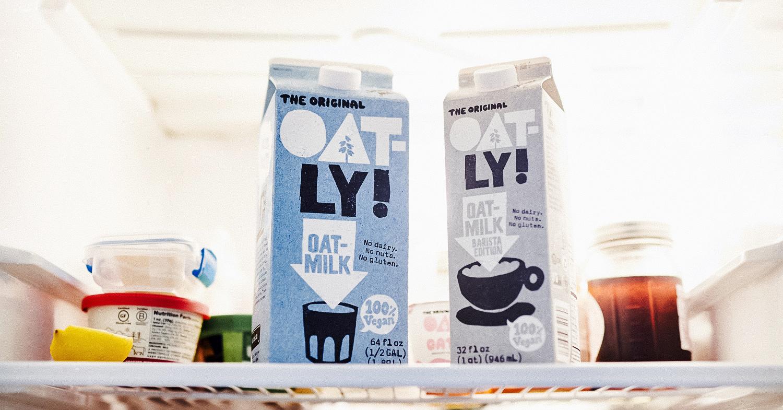 Oatly Vegan Milk Factory to Create 200 Jobs in the UK